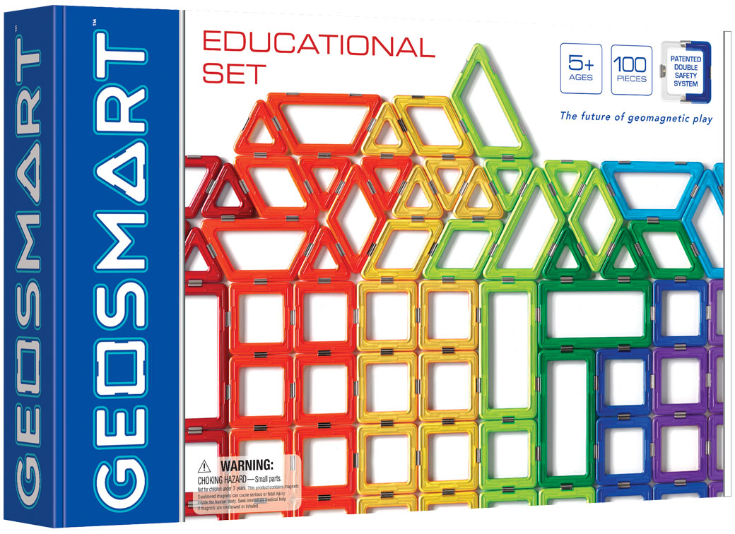 EDUCATIONAL SET 100PCS